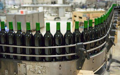 Giai đoạn trưởng thành của rượu vang