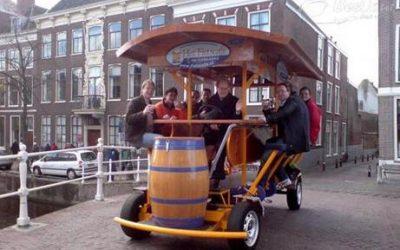Lịch sử và văn hóa bia Hà Lan