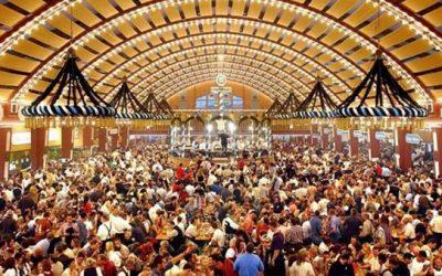 Top 6 lễ hội bia lớn nhất trên thế giới