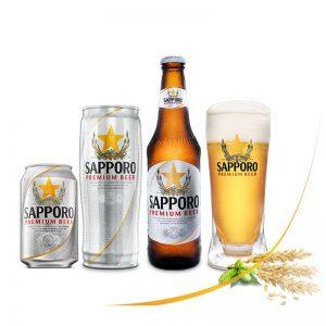 Bia Sapporo (Nhật)