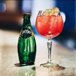 Công thức pha chế đồ uống, cocktail với nước khoáng Perrier